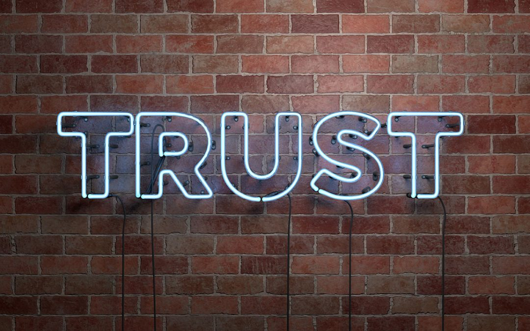How to build trusting business relationships?