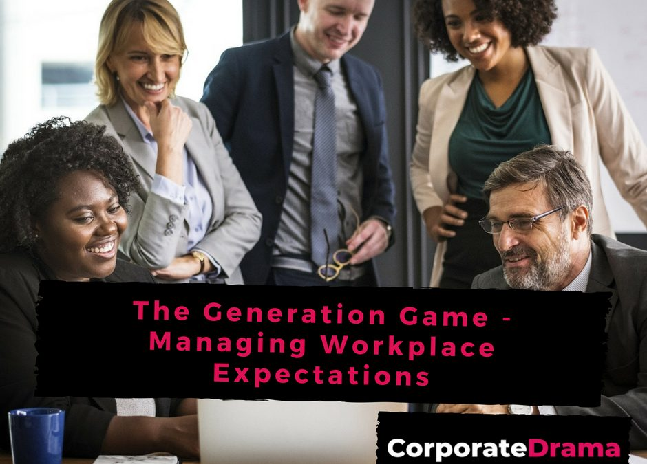 The Generation Game – Managing Workplace Expectations