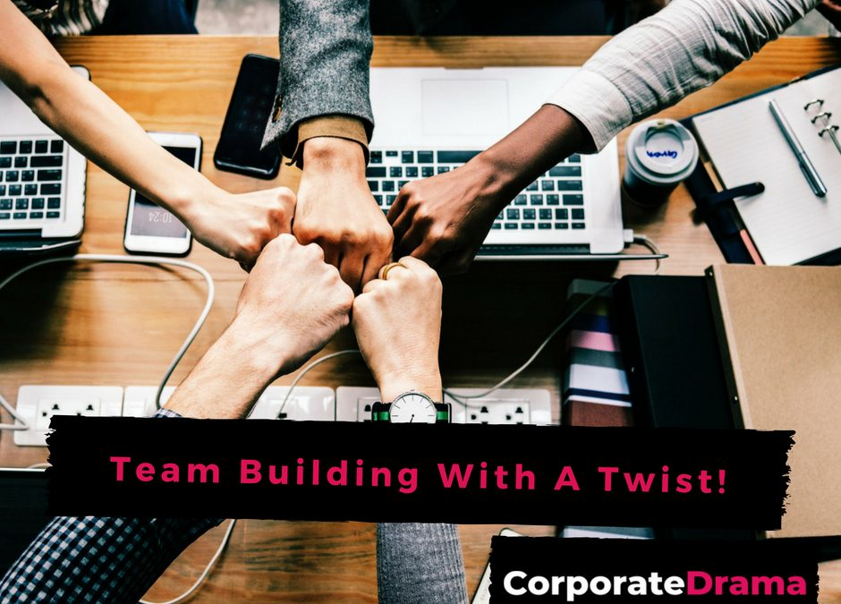 Team Building With A Twist