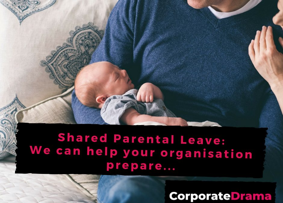 Shared Parental Leave – We can help your organisation prepare