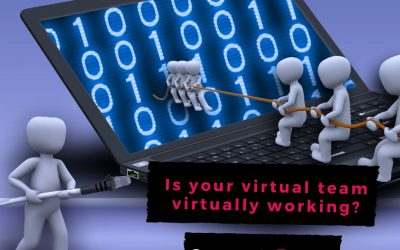 Is your virtual team virtually working?